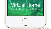 Virtual Home: Touch ID als Home Button verwenden (Cydia)