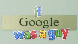 What If Google Was a Guy: Google-Suche im Real Life (Video)