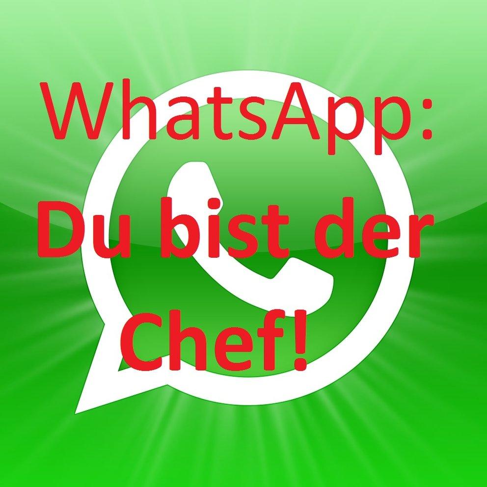 WhatsApp: Das würdet ihr am Messenger verändern? (Umfrageergebnis)