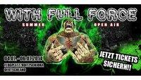 With Full Force 2014: Tickets kaufen und Bands in der Übersicht