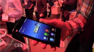 Xiaomi MI-3 im kurzen Hands-On (CES 2014)