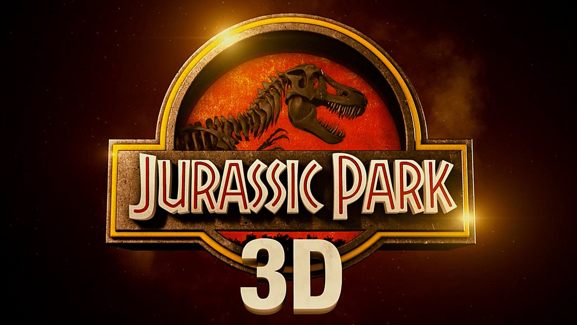 """JURASSIC PARK (3D)"" 