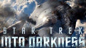"""STAR TREK Into Darkness""   Trailer Deutsch German & Kritik Review [HD]"