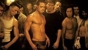 """FIGHT CLUB"" Brad Pitt, Edward Norton 