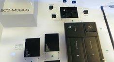 ZTE Eco Mobius: Modularer Phonebloks-Konkurrent vorgestellt [CES 2014]