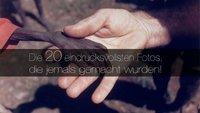 Die 20 mächtigsten Fotos ever!