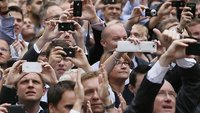 Der Smartphone-Boom ist weiterhin ungebrochen