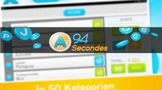 94 Sekunden: Stadt, Land, Fluss auf Schnelligkeit