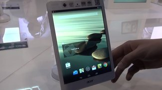 Acer Iconia A1-830: Hands-On-Video zum 8-Zoller in iPad Mini-Optik [MWC 2014]