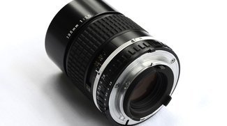 Alte Objektive an Digitalkameras