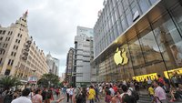 Apple in den Top 5: Stabiles Wachstum in China