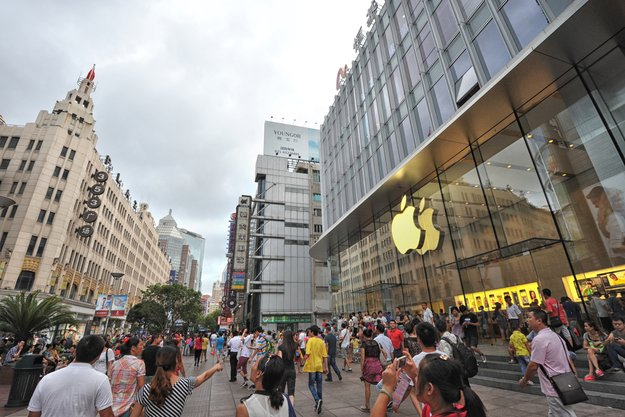 Apple in China: Wieder Ärger vor Gericht