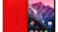 Nexus 5: Presserender des roten Google-Phones aufgetaucht