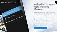 BBM 2.0: Großes Update für BlackBerry Messenger bringt Sprachanrufe und mehr