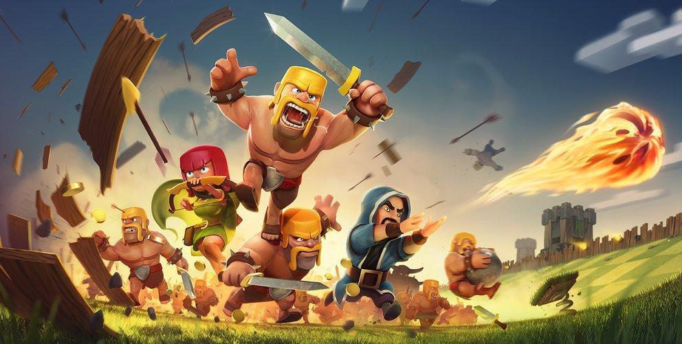 Clash of Clans Clankrieg
