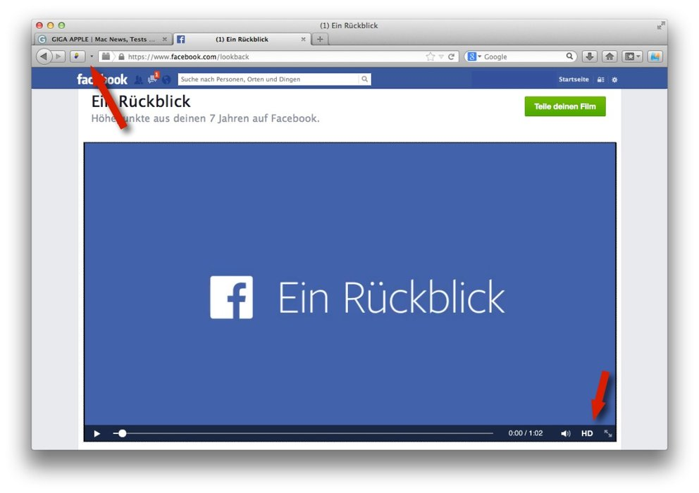 Download Video Facebook Look Back