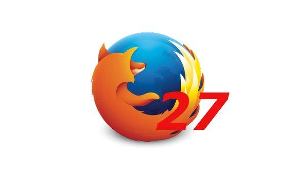 Mozilla Firefox: Version 27 freigegeben