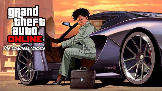 GTA Online: Business-Update bringt heiße Karossen und fesche Klamotten