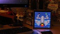 Game Frame: Kleiner Kasten - große Pixelkunst