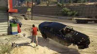 Grand Theft Auto 5 Carmageddon Mod: Oder wenn alle Autos in GTA 5 dich umbringen wollen (Video)