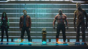 """Guardians of the Galaxy"": Trailer angekündigt, drei offizielle Bilder"