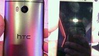 HTC One (2014): Neue Fotos erinnern ein bisschen an R2D2