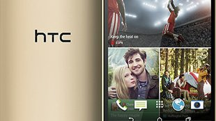 HTC One 2014 zeigt sich in voller, goldener Pracht (Leak)