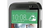 HTC One 2014: Pressebild im Netz aufgetaucht