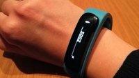 Huawei-Smartwatch: Angebliches Foto erinnert an Smartband à la FitBit [Gerücht]