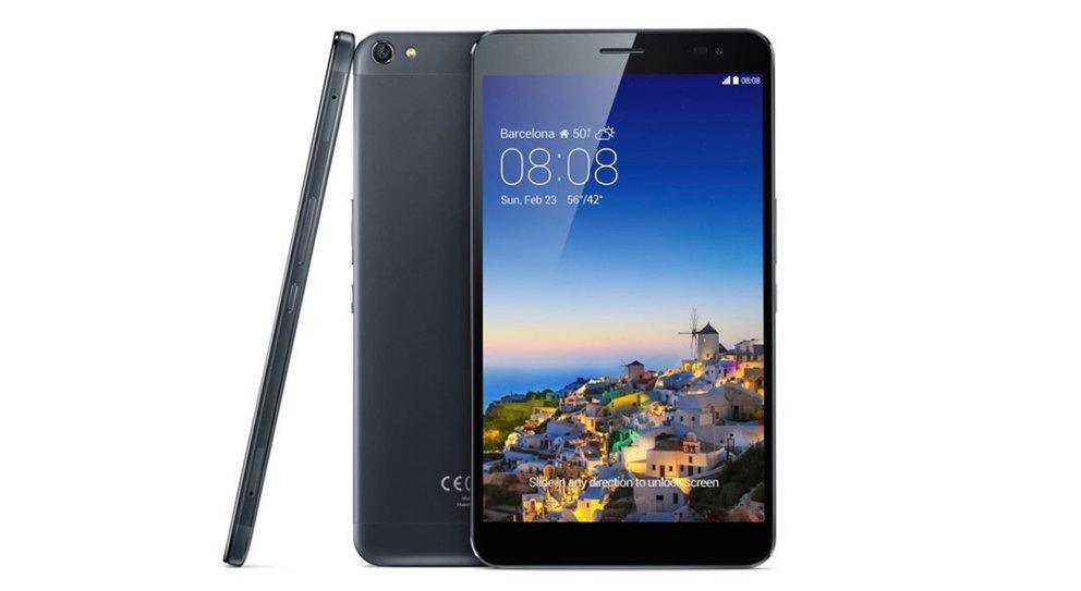 Huawei MediaPad X1 7.0: Schickes 7 Zoll-Tablet mit Telefon-Funktion, Full HD-Auflösung &amp&#x3B; Quad Core-SoC vorgestellt [MWC 2014]