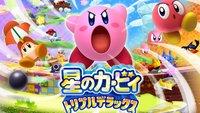 Kirby – Triple Deluxe: Erscheinungsdatum enthüllt, neuer niedlicher Trailer