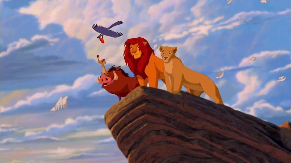 König der Löwen 3D Trailer Video Thumbnail