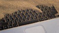 Kommt das MacBook bald ohne Tasten aus?