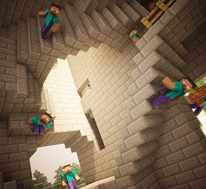 Spiel Doch Lieber Draußen Junge Der MinecraftGuide Für Eltern GIGA - Minecraft quiz spiel