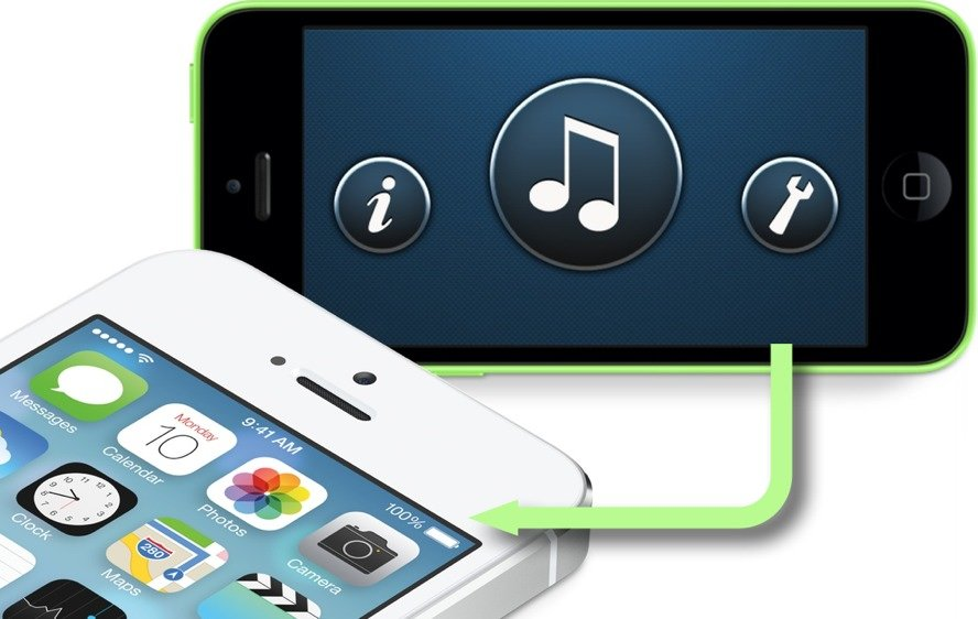 musik an iphone übertragen