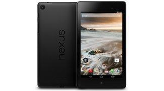 Nexus 7 (2013): Kleines Android 4.4 KitKat-Update KVT49L wird für LTE-Version verteilt