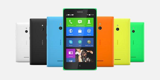 Nokia X, X+ &amp&#x3B; XL: Die Android-Phones der Finnen offiziell vorgestellt [MWC 2014]
