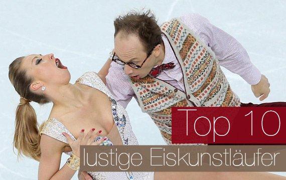Olympia 2014 - Eiskunstlauf mal anders - Top 10