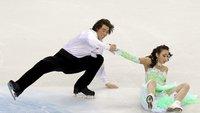 Olympia 2014: Ratet mal, zu welcher Musik das Japanische Eiskunstlauf-Team tanzt
