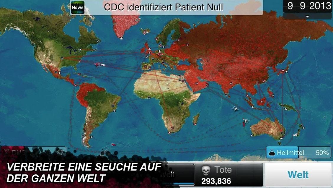 Plague Inc Tipps Pilz