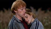 J. K. Rowling rudert zurück: Ron und Hermine hätten nie zusammenkommen dürfen