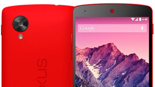 Nexus 5: Rote Version erscheint am 4. Februar [Update]