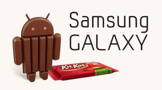 Android 4.4 für Samsung-Smartphones: Diese Geräte könnten das Update erhalten