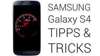 Samsung Galaxy S4 schneller machen: Mit diesen Einstellungen klappt es