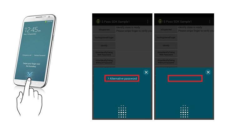 Samsung Galaxy S5: Apps von Drittanbietern können Fingerabdruck