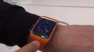 Samsung Gear 2 &amp&#x3B; Gear 2 Neo: Smartwatches im Hands-On Video [MWC 2014]