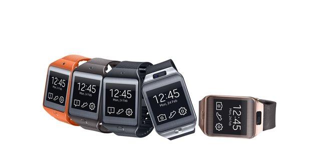 Samsung Gear 2 & Gear 2 Neo: Neue Smartwatch-Modelle vorgestellt – ohne Android [MWC 2014]