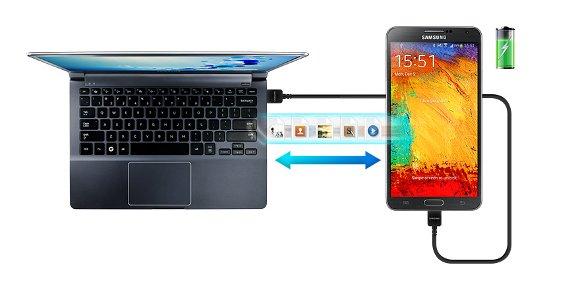 Samsung-USB-Smartphone-Treiber