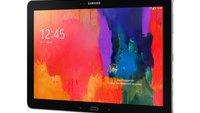 Samsung Galaxy Tab: Neues Tablet mit 13,3 Zoll großem WQXGA-Display [Gerücht]
