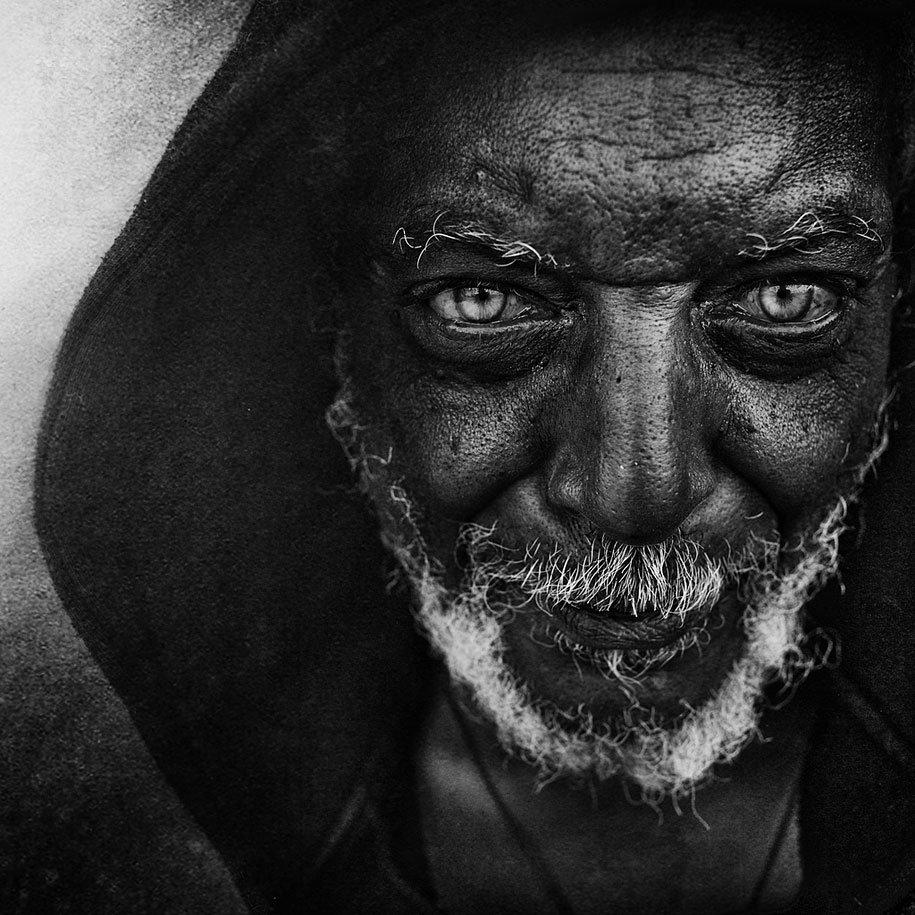 schwarz wei portraitfotografie von obdachlosen giga. Black Bedroom Furniture Sets. Home Design Ideas